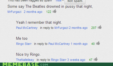 the Beatles,sexytimes,youtube
