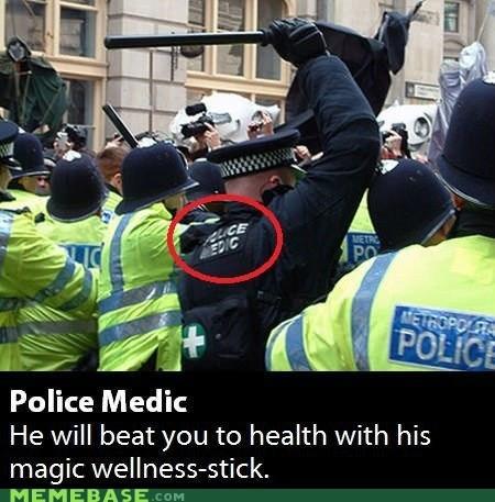 medic prescience health magic police sticks - 6736265728