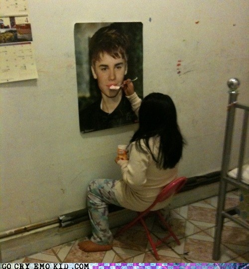 justin beiber intervention poster