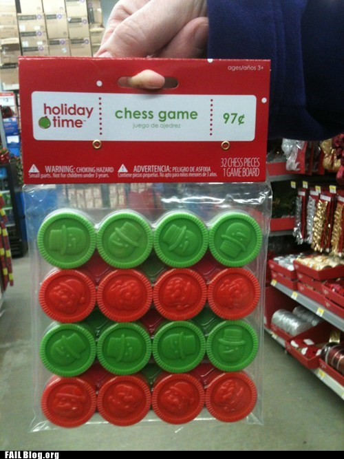 knock off packaging chess checkers store