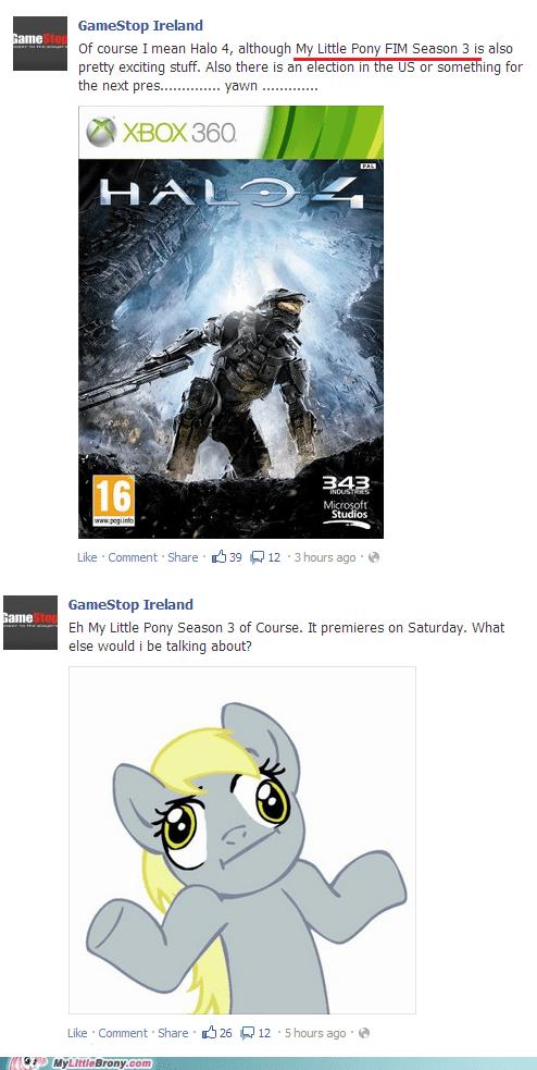 gamestop facebook Halo 4 - 6738079488