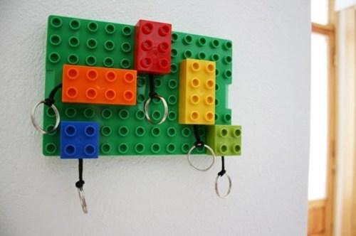 legos,keyring,key