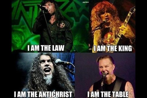 metal megadeth metallica slayer i am - 6738385152