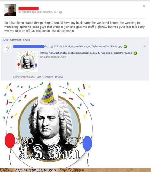 facebook,Party,Bach,bachelor party