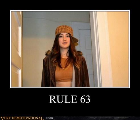 costume rule 63 Scumbag Steve - 6738417152