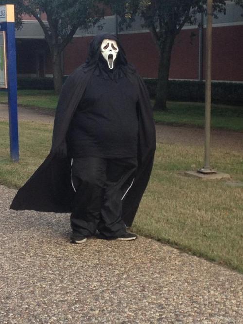 halloween costumes mask scream - 6738424576