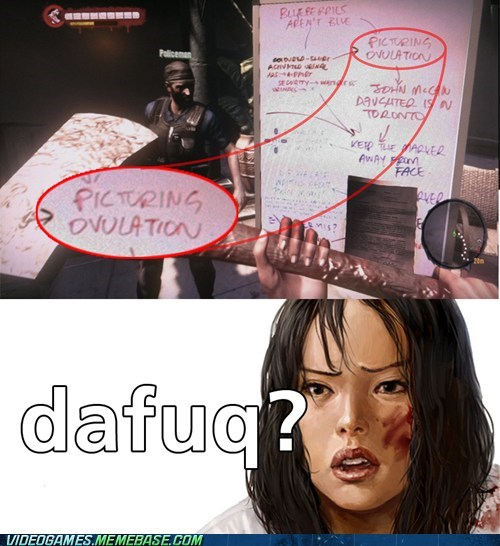 Dead Island dafuq ovulation women - 6738537728