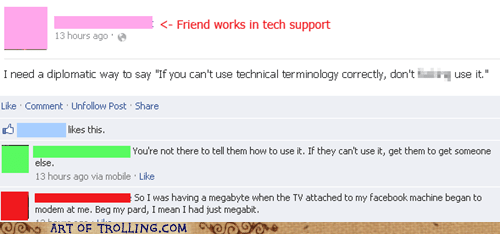 technical support rants facebook - 6738708480