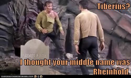 Captain Kirk Gary Marshall tombstone middle name wrong Star Trek William Shatner Shatnerday - 6739187200