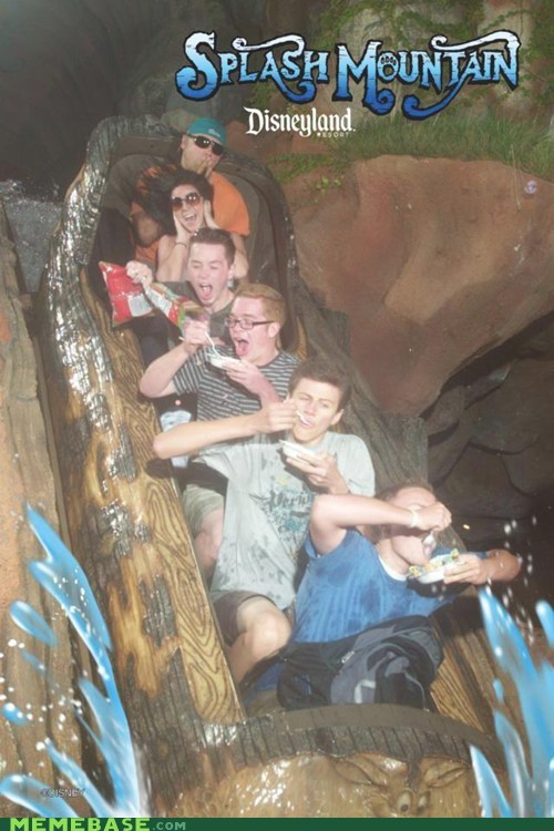 splash mountain,roller coasters,cereal