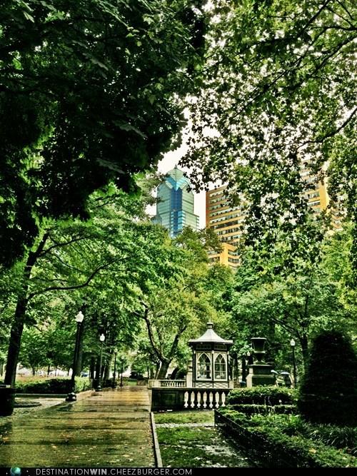 garden cityscape philadelphia - 6740104704