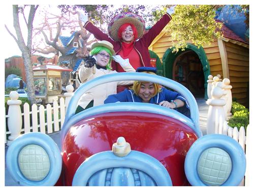 disney cosplay The Three Caballeros - 6740114688
