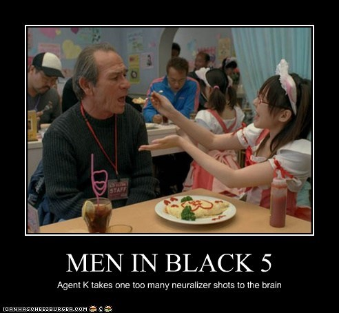 actor tommy lee jones demotivational funny