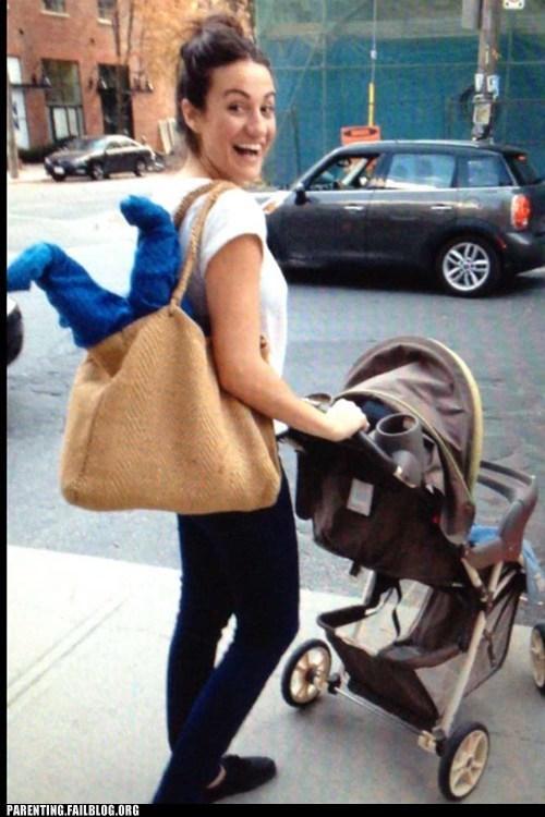 baby purse stroller - 6740716288