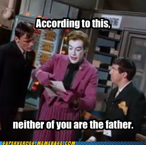 joker,Father,maury