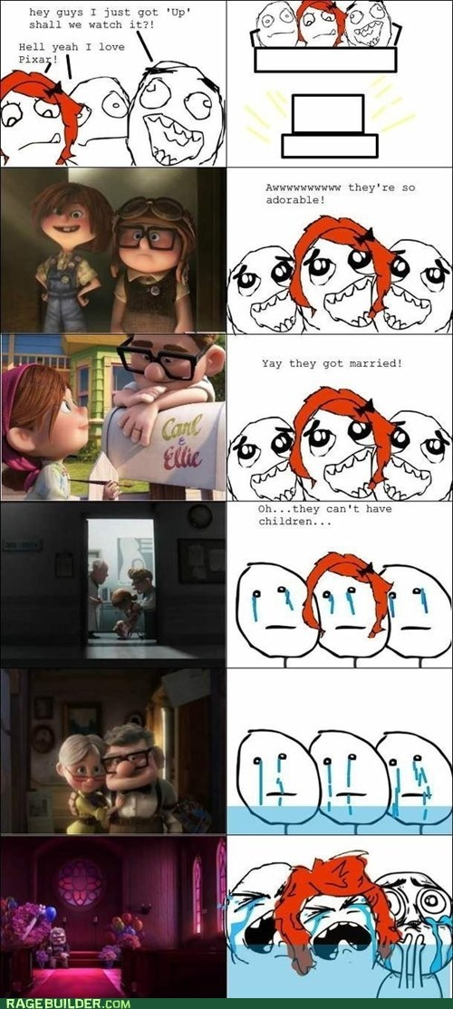 up movies poker face cuteness overload - 6741011456