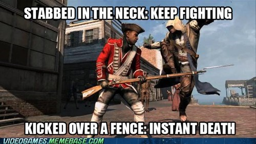 fighting assassins-creed-iii video game logic - 6741606144