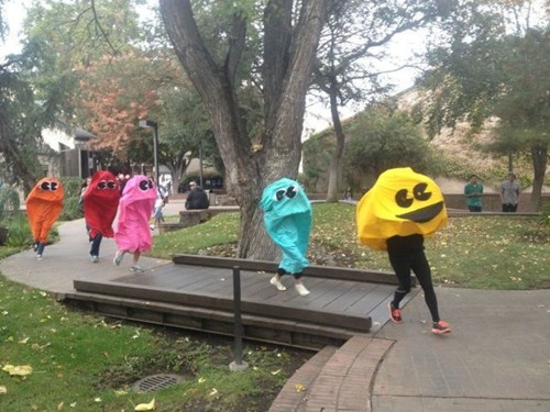 pacman ghosts costume - 6741669632