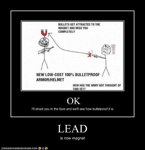 LEAD is now magnet