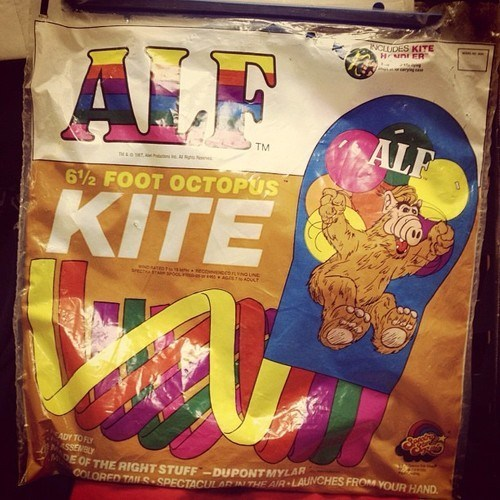 Alf nostalgia flashback kite - 6742046976
