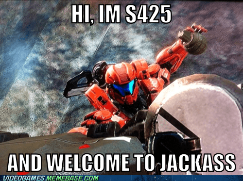 halo,jackass,Halo 4