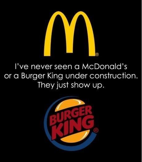 taco bell McDonald's Subway burger king - 6742568448