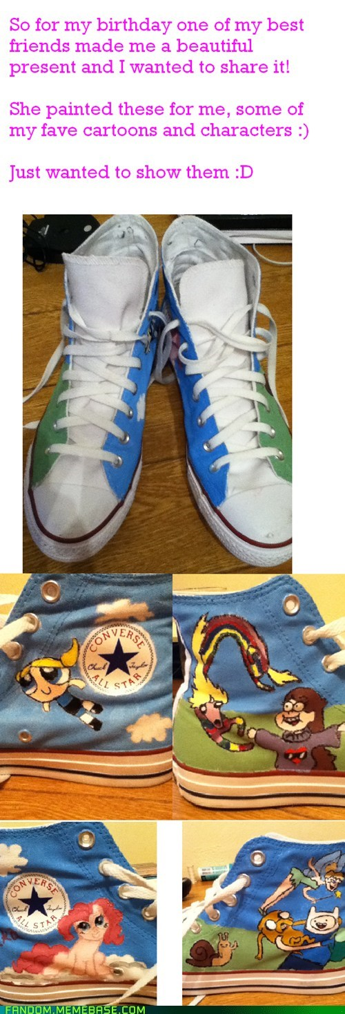 shoes cartoons hand made accessories - 6742655488
