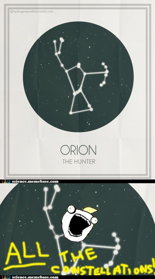all the things,constellation,Orion