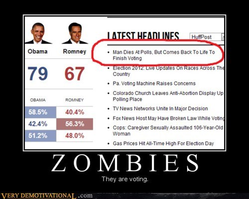 zombie wtf election voting
