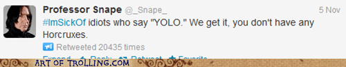 yolo,twitter,Harry Potter