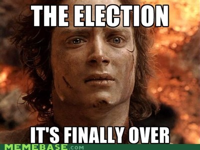 Lord of the Rings america election hobbit - 6743291648