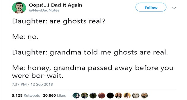 the best tweets from parents last week