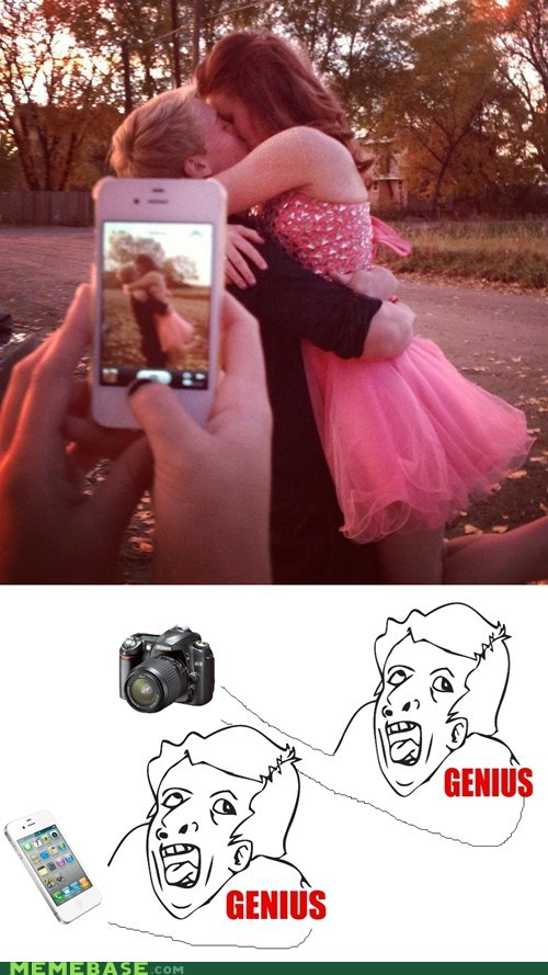 FAIL,gross,kisses,phone,camera,genius