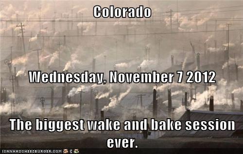 Colorado marijuana smoke - 6743608576