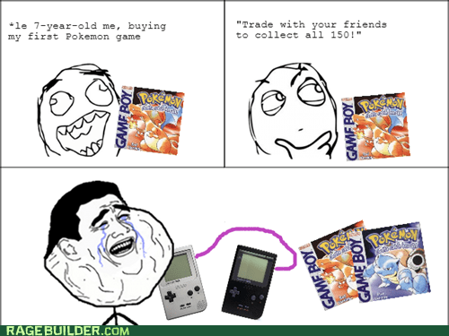forever alone Pokémon gameboy