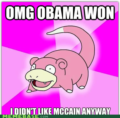 obama,slowpoke,mccain,politics