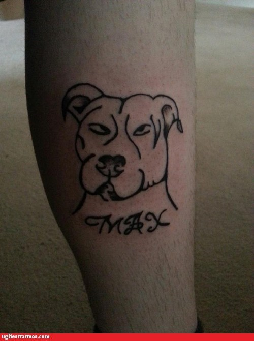 leg tattoos max dogs - 6745068032