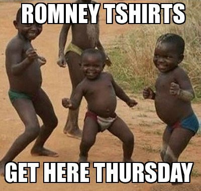 Mitt Romney,africa kids,election