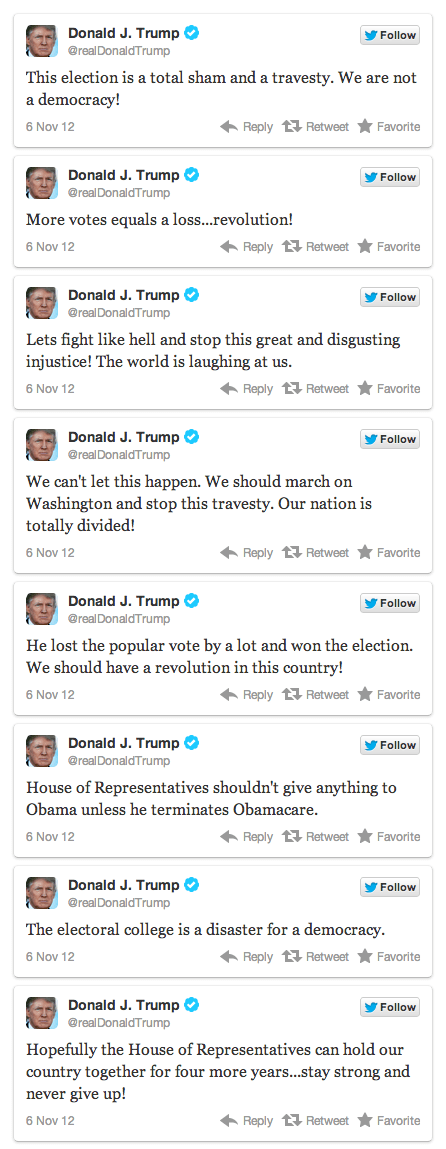 twitter resentment of the day donald trump the daily what election trumpcares - 6745236992