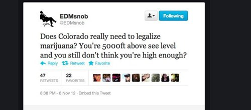 Colorado,marijuana,legalized marijuana,too high,sea level