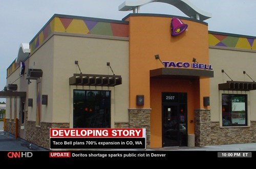 taco bell,Colorado,marijuana,cnn,Marijuana Legalization,washington,Breaking News