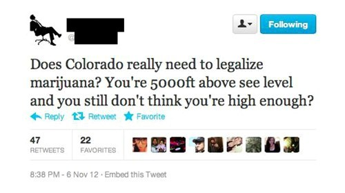 Colorado marijuana mile high Marijuana Legalization