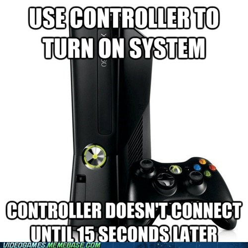 console xbox 360 video game logic