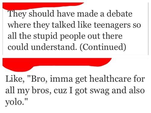 Healthcare cuz swag