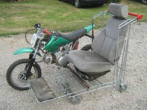 sidecar,smartcart,Walmart,motorcycle