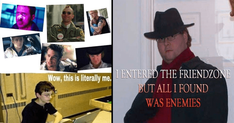 Funny and cringey neckbeard memes and pics.