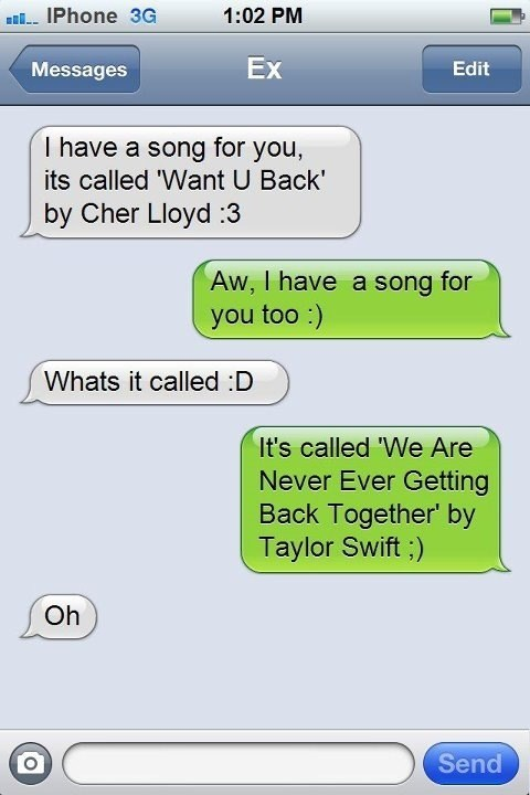 cher lloyd taylor swift iPhones point taken