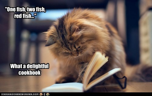dr seuss,captions,book,food,fish,Cats,cookbook