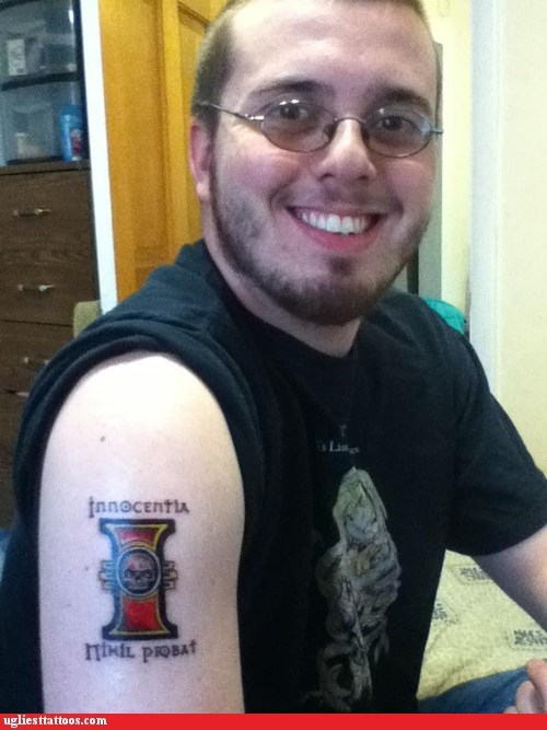 arm tattoos warhammer 40k