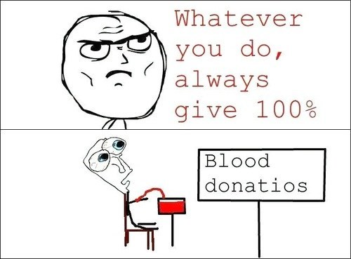 office motivation,blood donations